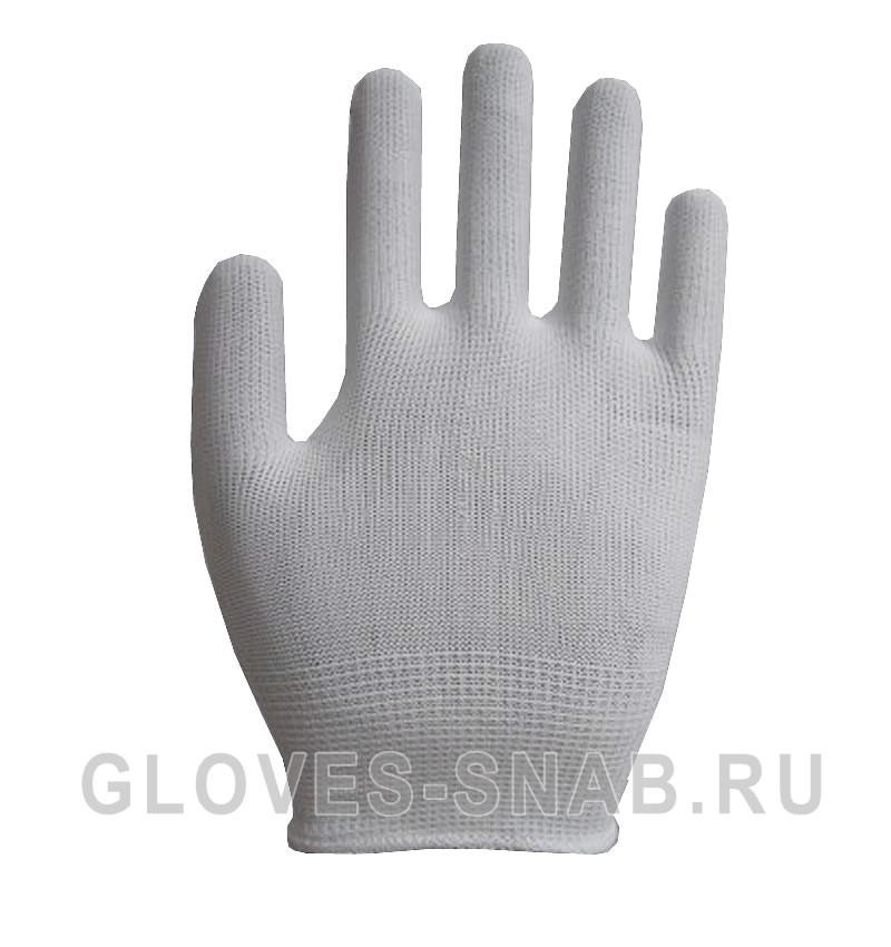 Нейлоновые перчатки без ПВХ